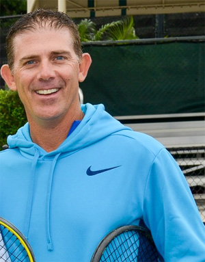 Photo of Damon Henkel, Northdale Golf & Tennis Club Director of Tennis