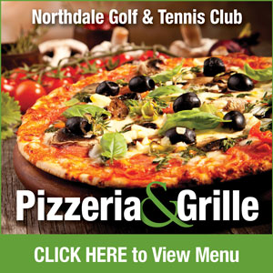 Graphic for Northdale Golf & Tennis Club Pizzeria