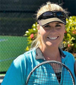 Photo of Merissa Rock, Northdale Golf & Tennis Club Director of Tennis